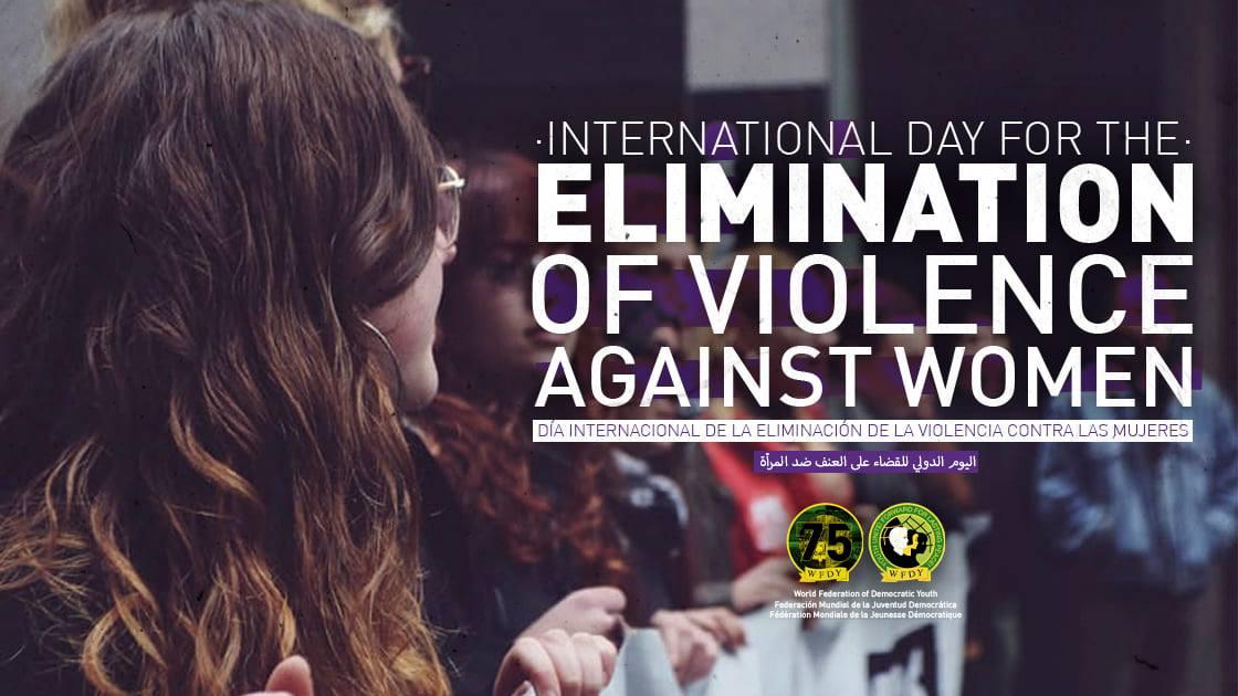 WDFY - Međunarodni dan borbe protiv nasilja nad ženama