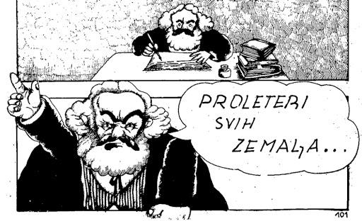 Marx proleteri svih zemalja